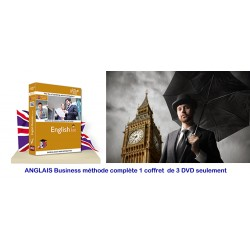 ANGLAIS Business Méthode complète en DVD