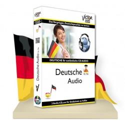 ALLEMAND Débutant CD Audio